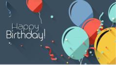 生日快乐🎂