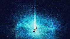 有没有瞬间感觉自己掉入深海里