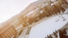 下雪啦,我们一起到白头吧
